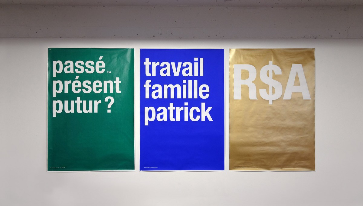 Affiches PPP
