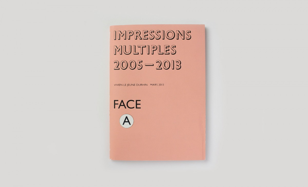 Impressions multiples