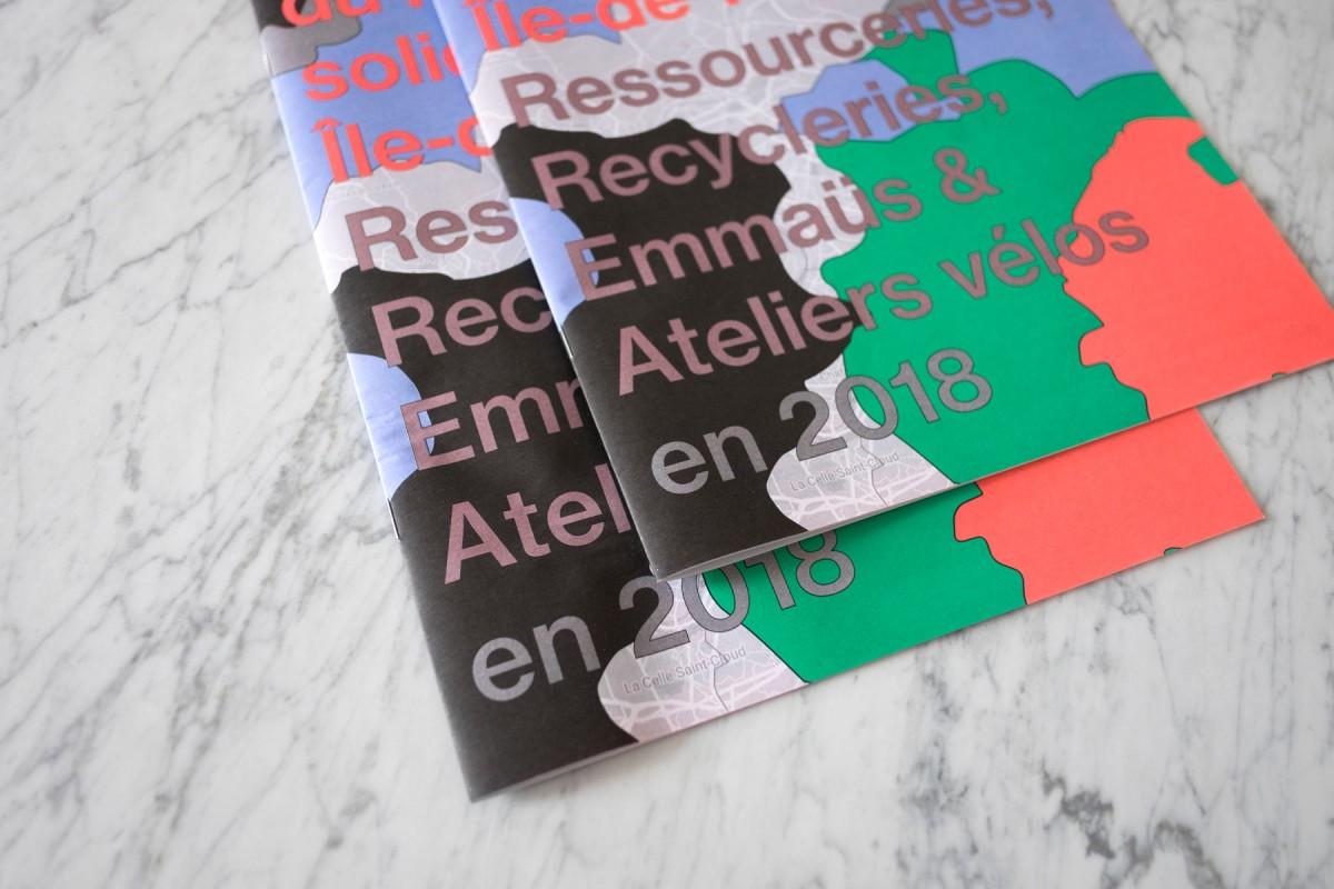 Les structures du réemploi solidaire en Île-de-France