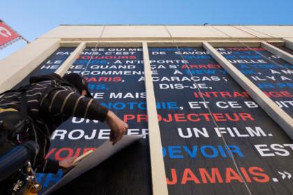 Lettre Jean-Luc Godard